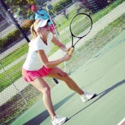 Лидковская Ирина заняла 3 место в турнире по большому теннису Shymkent open, Казахстан