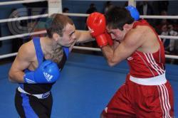 Наумов Дмитрий стал победителем международного турнира по боксу посвященого Битве за Москву